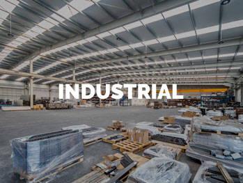 Soltec, Obras Industriales