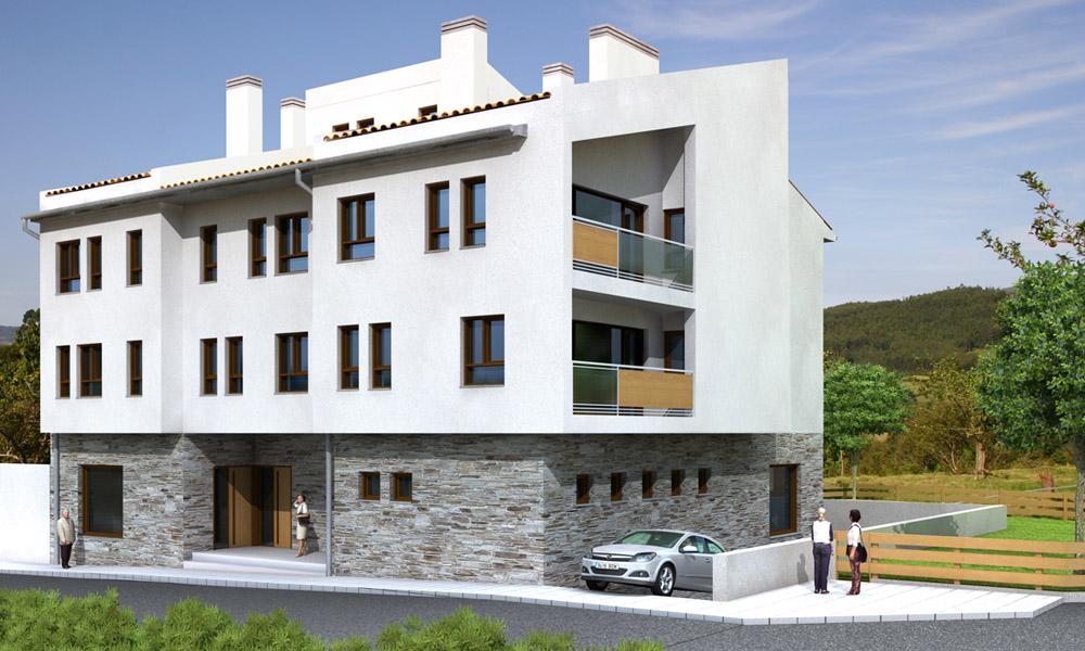 Diseño y cálculo de estructuras para viviendas de promoción pública para la Consejería de vivienda y bienestar social
