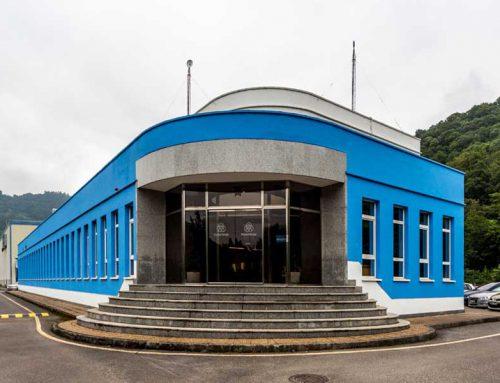 Reforma integral de edicio de oficinas en Thyssenkrupp Norte