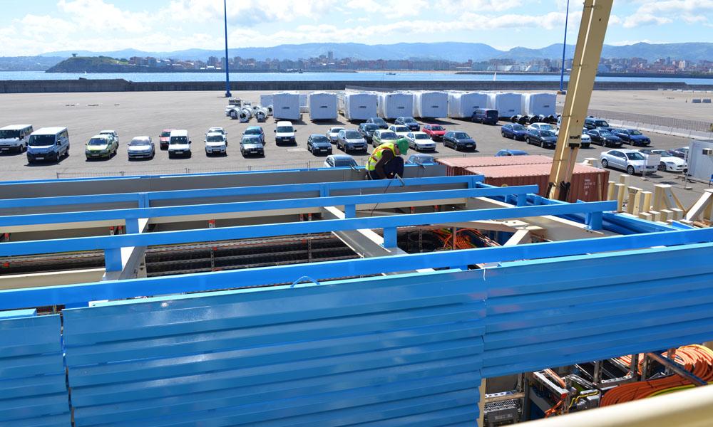 Fired Heater Module para planta de extracción de gas en Siberia