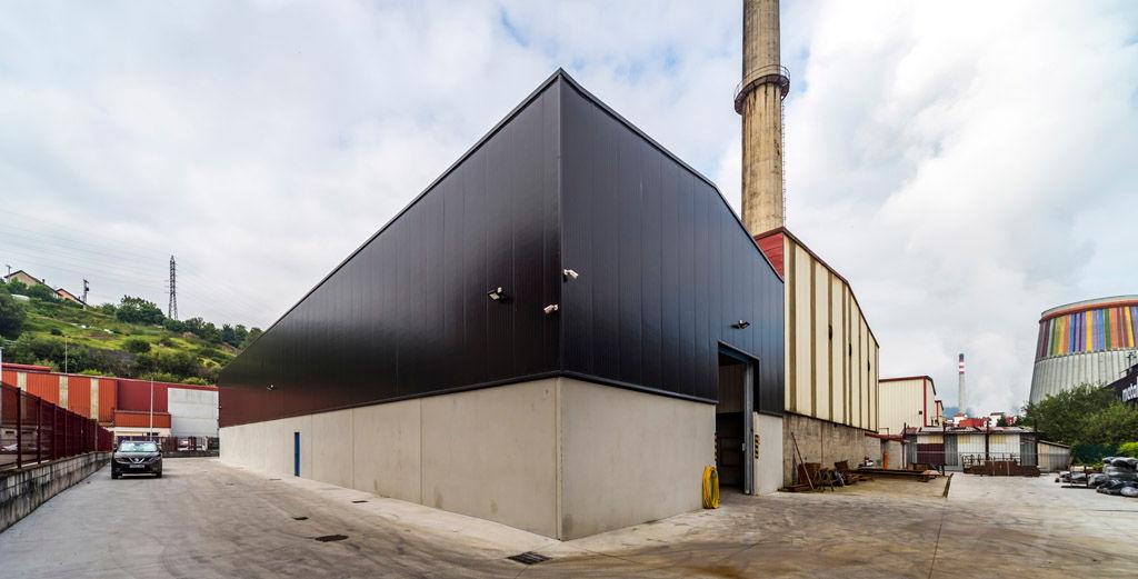 Thyssenkrupp norte, oficinas