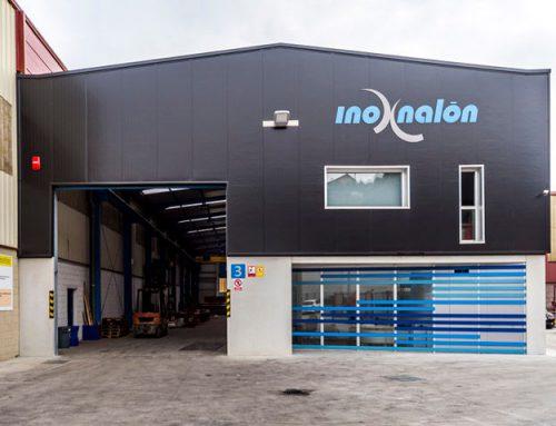 Finalizados los trabajos de nave industrial en Valnalón